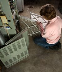A Home Air Filter Buying Guide for your HVAC System. There are many different types, brands, shapes and sizes of home air filters. Panel Air Filters, Pleated Air Filters, Electrostatic Air Filters and Electronic Air Filters. Read all about them here: https://servicechampions.com/home-air-filter-buying-guide-hvac-system/