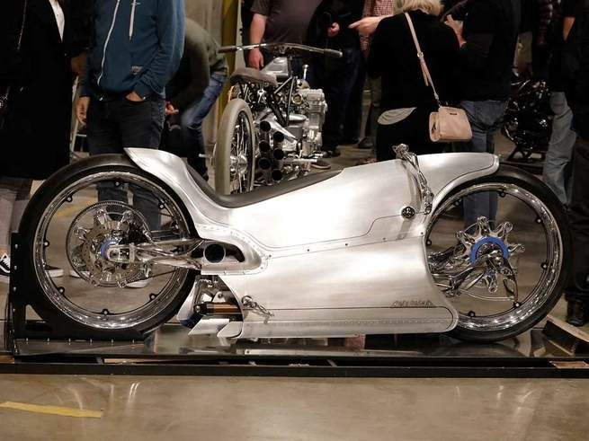 Best Custom Bikes From The 2019 Handbuilt Motorcycle Show With