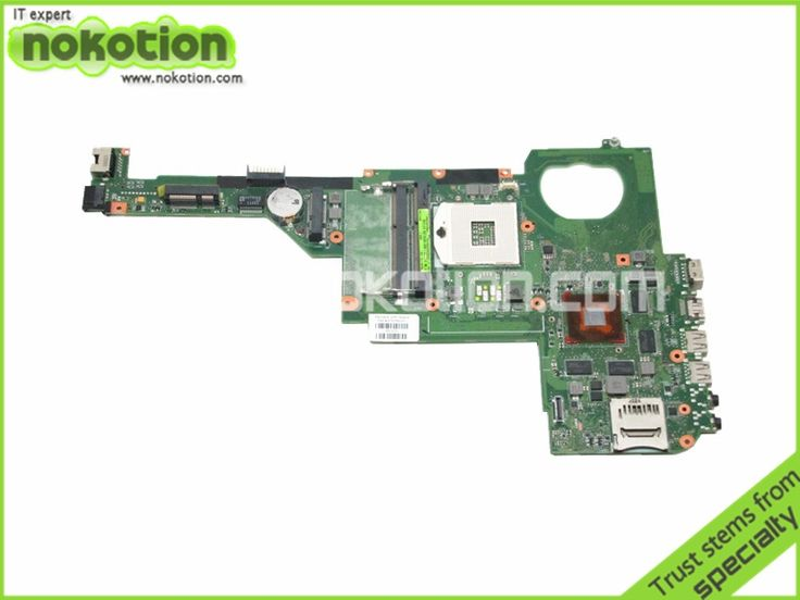Laptop motherboard For Hp Pavilion dv4-5000 Intel hm77 DDR3 With GeForce GT630M 1gb graphics 676758-001