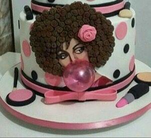 Teanna birthday cake