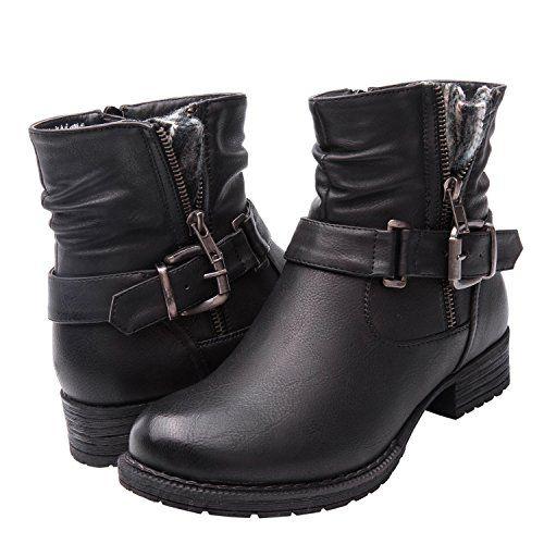 Women's KadiMaya1605-1 Boots 8.5M Global Win https://www.amazon