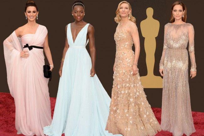 red carpet news eventi  Abiti da sogno sul Red Carpet degli Oscar 2014