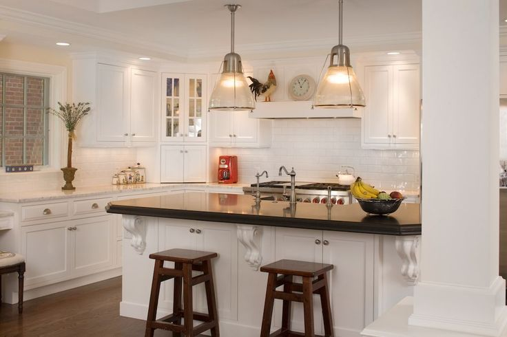 This charming tudor kitchen was completed by ekman design for Tudor kitchen design