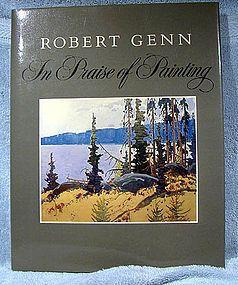 ROBERT GENN IN PRAISE OF PAINTING - MERRITT 1981