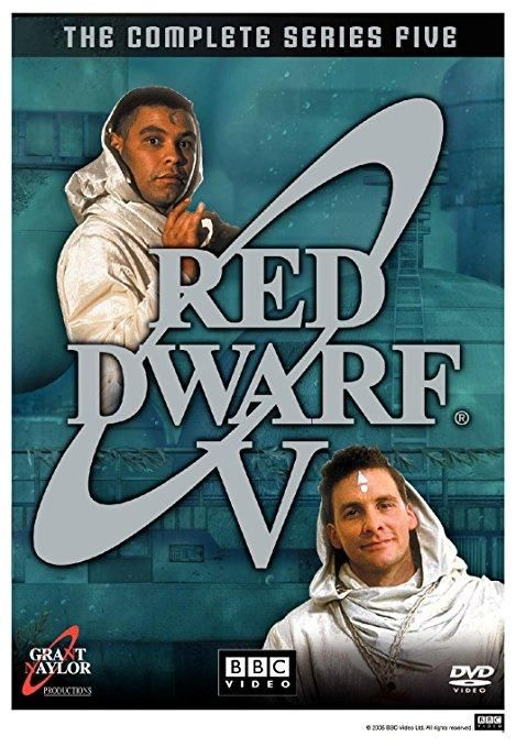 Chris Barrie & Craig Charles - Red Dwarf: Series V
