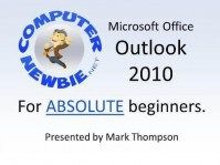 Microsoft Office Outlook 2010 for ABSOLUTE beginners. Coupon|Free  #coupon