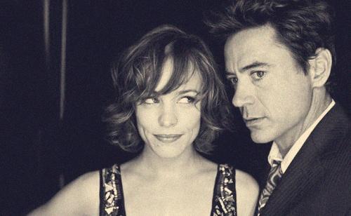 Rachel McAdams & Robert Downing Jr.