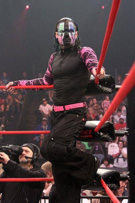 Jeff Hardy TNA 2012