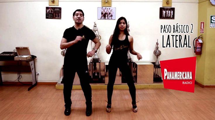 Pasos básicos para bailar salsa | 'Salsa Fácil' con Radio Panamericana #1