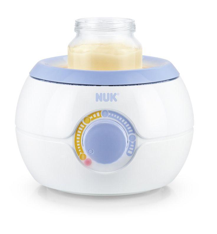 Der unvergleichliche NUK Babykostwärmer Thermo Light erwärmt Babynahrung schonend und gleichmäßig ganz ohne Wasser. Das Prinzip basiert auf einer einzigartigen Licht-Technologie. #NUK #Babykostwärmer #Thermo #Light #Essen #Nahrung #Baby #Kidsroom #Onlineshop