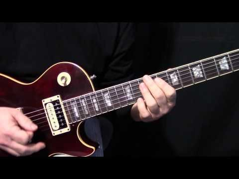 "how to play ""Sharp Dressed Man"" by ZZ Top - guitar lesson - YouTube"
