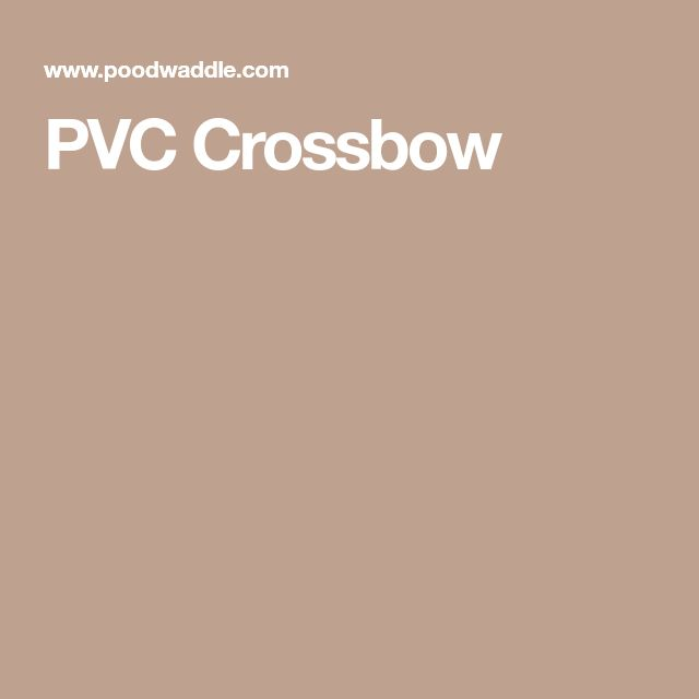 Best 25+ Crossbow Ideas On Pinterest