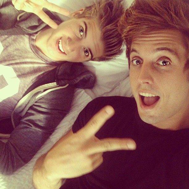 Joey Graceffa and Sawyer Hartman! You guys are my favorite YouTubers!!