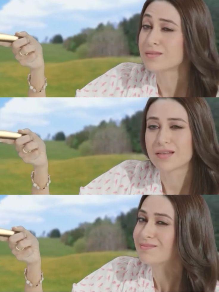Karisma Kapoor so cute