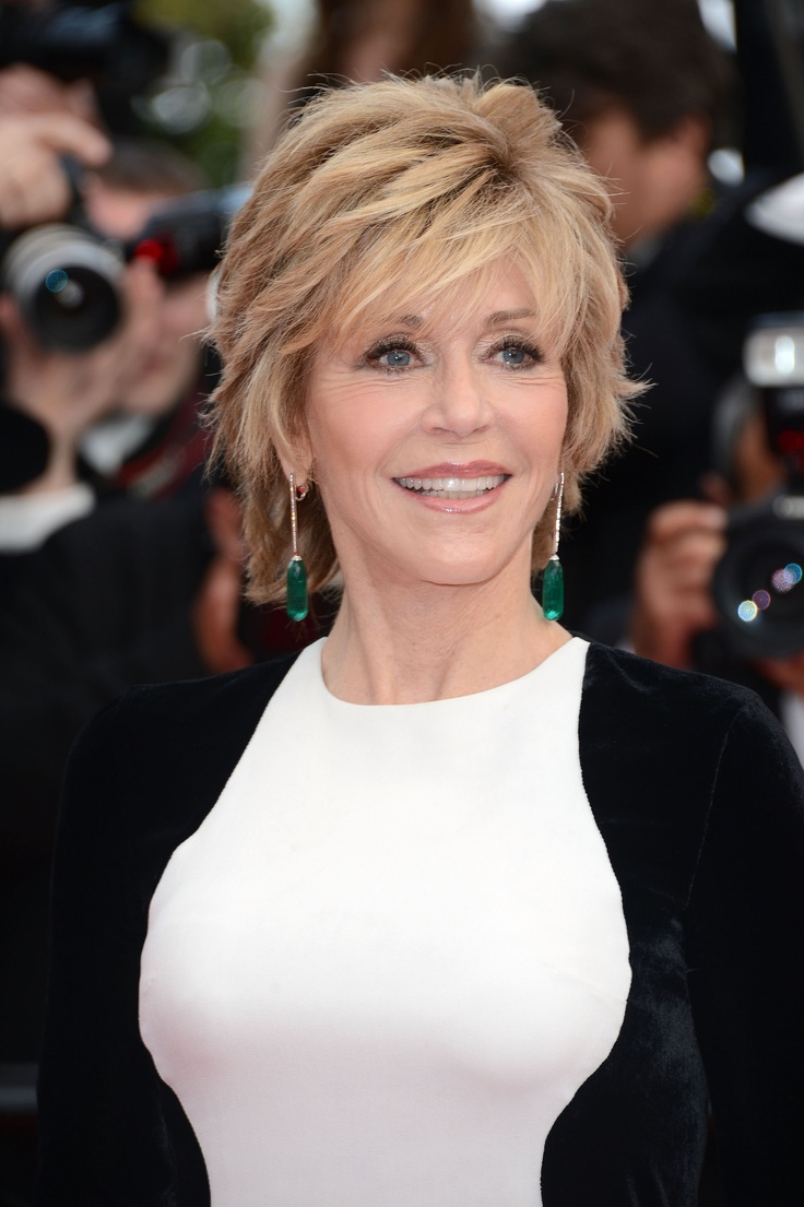 Jane Fonda At The Festival De Cannes 2012 Jane Fonda