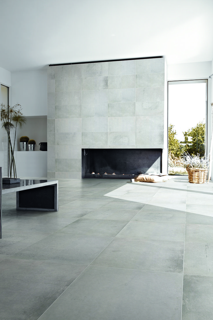 15 best concrete look porcelain tiles images on pinterest