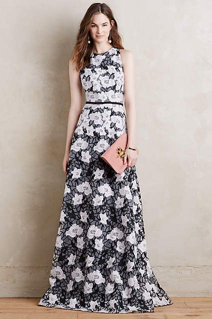 Alyssum Lace Gown - #anthroregistry