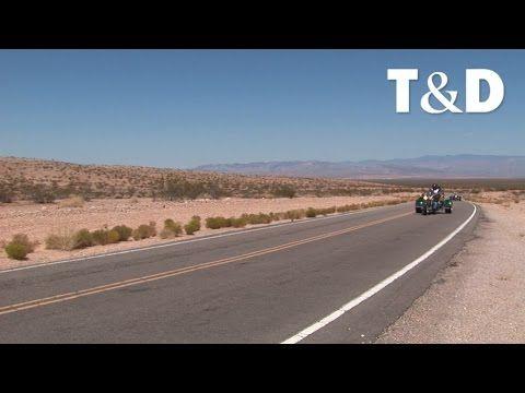 Las Vegas Reisenführer: Mojave-Wüste - Travel & Discover