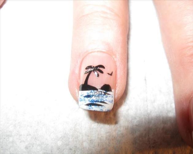 198 best nails images on Pinterest | Enamels, Art ideas and Make up