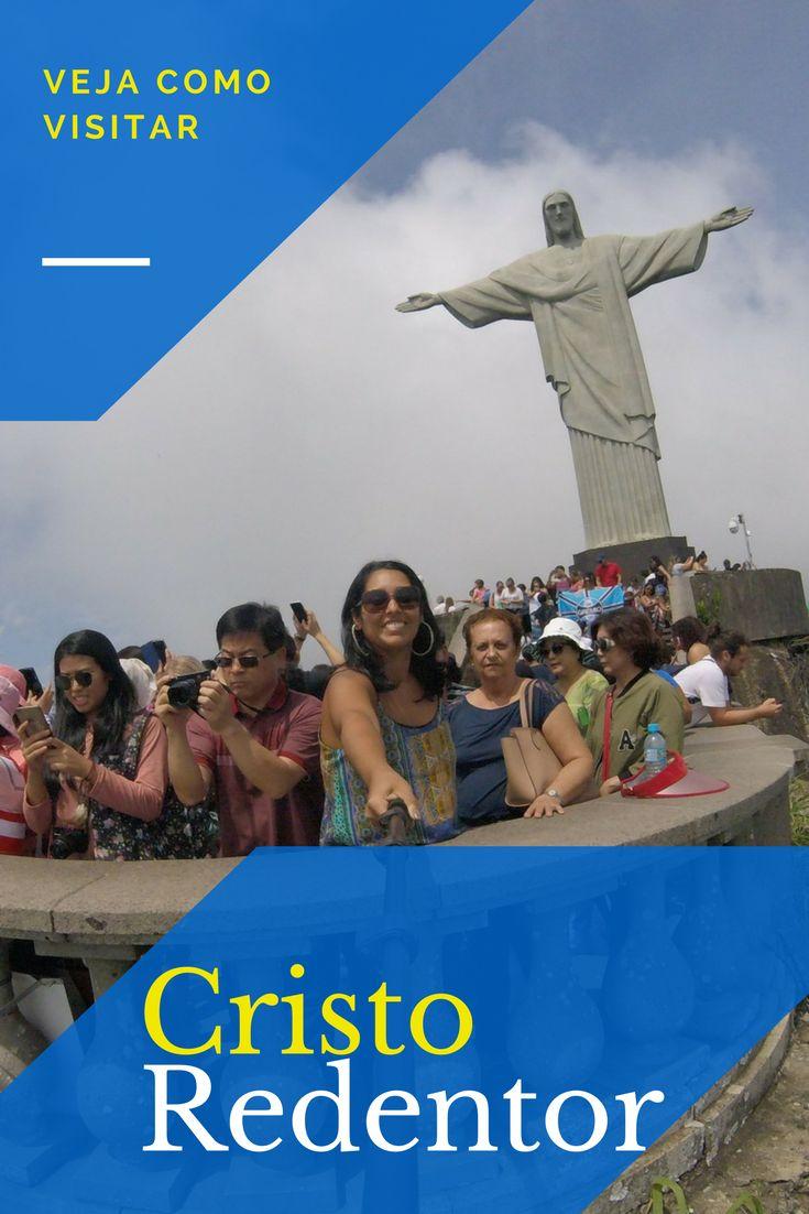 O Cristo Redentor, no Morro do Corcovado, é um dos principais pontos turísticos do Rio de Janeiro. Veja como usar o trem para chegar lá em cima.