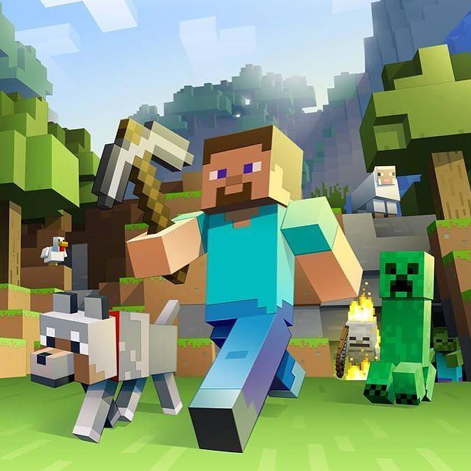 An awesome Virtual Reality pic! Minecraft is coming to Oculus says Mark Zuckerberg  Full story at vrpudding.com (link in bio). #vr #vrpudding #virtualreality #ar #augmentedreality #minecraft #oculus #rift #oculusrift #mojang #facebook by vrpudding check us out: http://bit.ly/1KyLetq