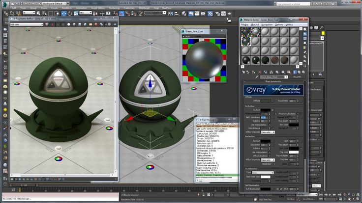 Mastering Vray- Lesson 4 Part 1- Advanced Materials (Free). To further entice viewers who have not yet subscribed to Mastering V-Ray I have ...
