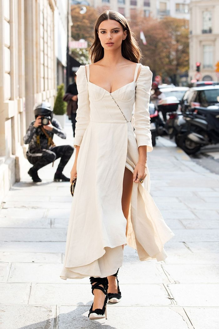 The best celebrity street style from Paris Fashion Week ...