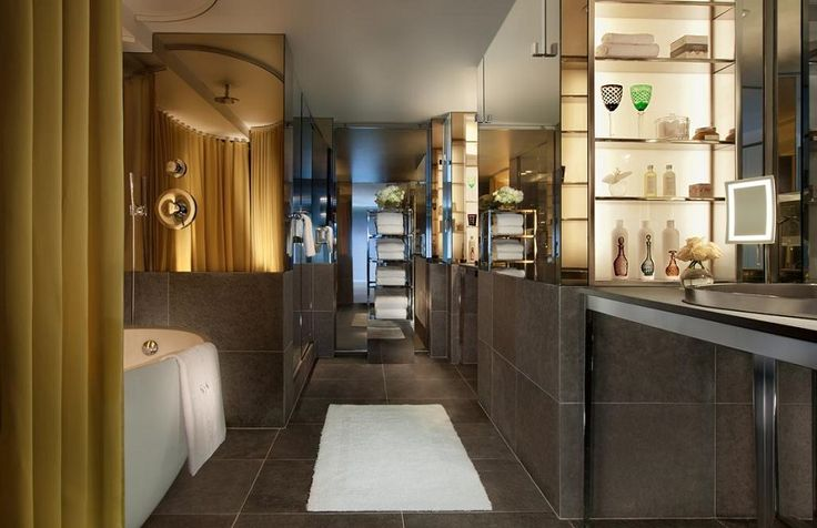 10 Incredible Bathrooms Designed by Philippe Starck ➤ To see more news about Luxury Bathrooms in the world visit us at http://luxurybathrooms.eu/ #luxurybathroom #interiordesign #homedecor  @BathroomsLuxury @bocadolobo @delightfulll @brabbu @essentialhomeeu @circudesign @mvalentinabath @luxxu @covethouse_