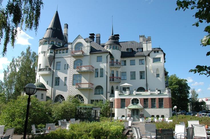 http://www.gosaimaa.com/en/accommodation/hotels/  Photo by Mikko Nikkinen