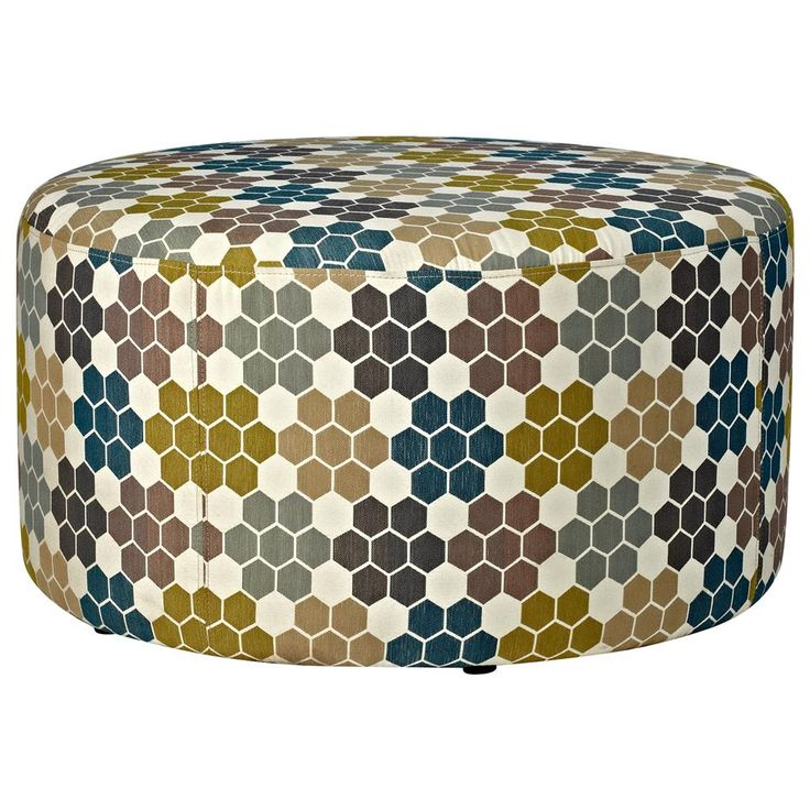 Atelier Vintage Mod Ottoman Ottomans Seating Shop By
