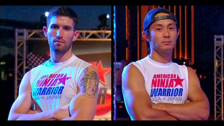 American Ninja Warrior: USA vs. Japan (Season 5 Special)