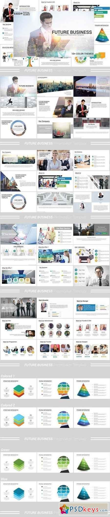 289 best Presentation Templates images on Pinterest | Catalog ...