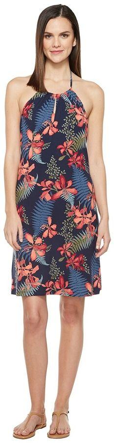 Tommy Bahama Sacred Groves Short Halter Dress
