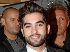 Kendji Girac en novembre 2015 - The 2014 winner of THE VOICE in France is a successful gypsy!