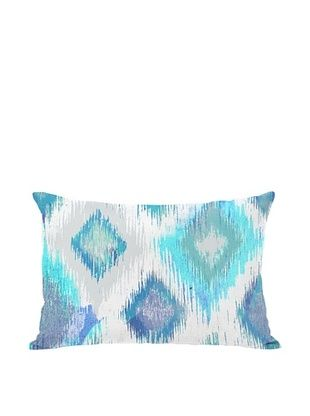 61% OFF Oliver Gal by One Bella Casa Del Mar Boudoir Pillow, Ivory Blue