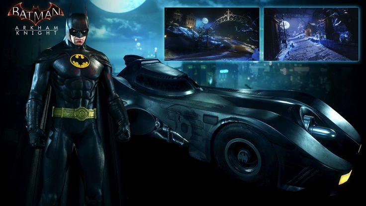 Batman: Arkham Knight Players Can Drive the Best Ever Batmobile This August - http://www.entertainmentbuddha.com/batman-arkham-knight-players-can-drive-the-best-ever-batmobile-this-august/