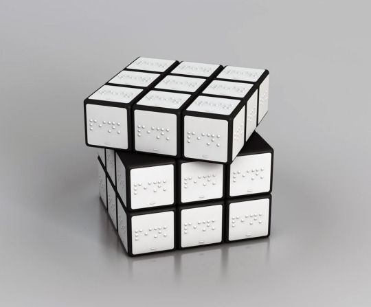 Konstantin Datz   Rubiku0027s Cube For The Blind (2010)