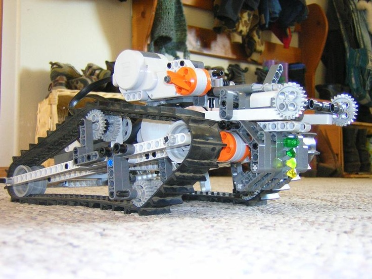 Lego Mindstorms Ideas For Building