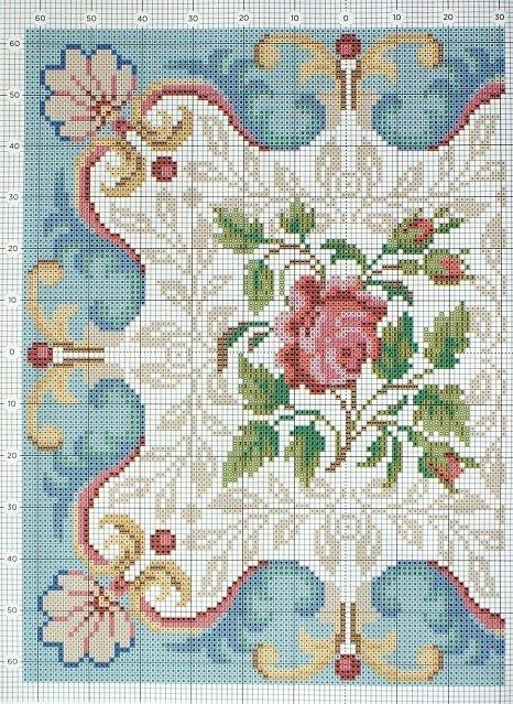 miniature needlework chart (left side)2