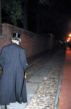Ghosts of the Mansion Tour in Historic Haunted Philadelphia  depart from Signers' Garden at 5th & Chestnut Streets 75-90 minutes and end at either the Powel House (3rd and Walnut Sts) or the Physick House (4th and Pine Sts),$22 per person (ages 13 & up only) 215-413-1997