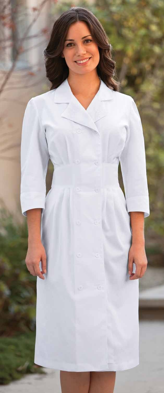 Barco Prima Double Breasted Dress 58505 By Uniforms And