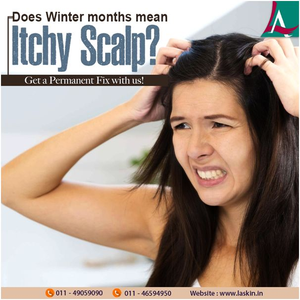 Is winter making your hair dull dry and lifeless? Does the dry wind make your scalp too itchy? Get permanent fix to all such issues! Consult the skin specialists at LA Skin Clinic and get your hair and scalp diagnosed to know how to take care of it best. To know more contact us at +91-9716022666. #SkinSpecialists