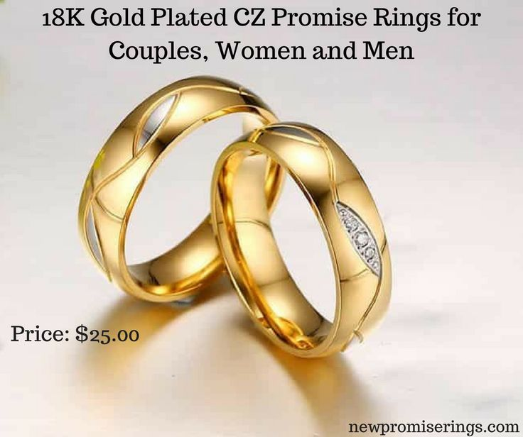 19 best Promise Rings for Couples images on Pinterest