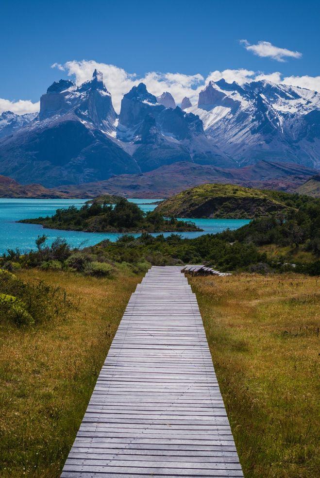 Torres del Paine, Chile. ¡No dejes de viajar!