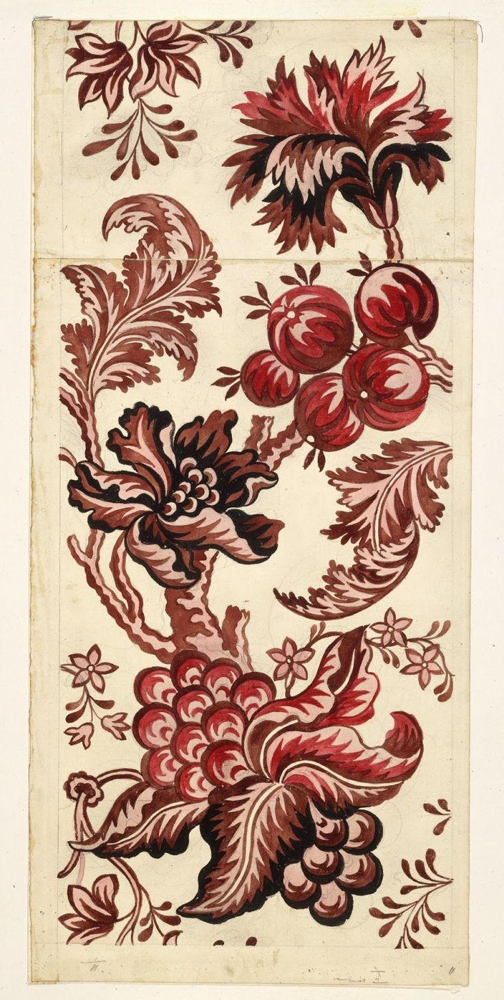 Spencer Alley: Anna Maria Garthwaite 1733