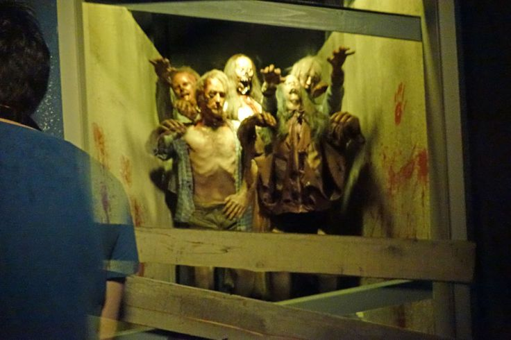 Universal Orlando Halloween Horror Nights Survival Guide