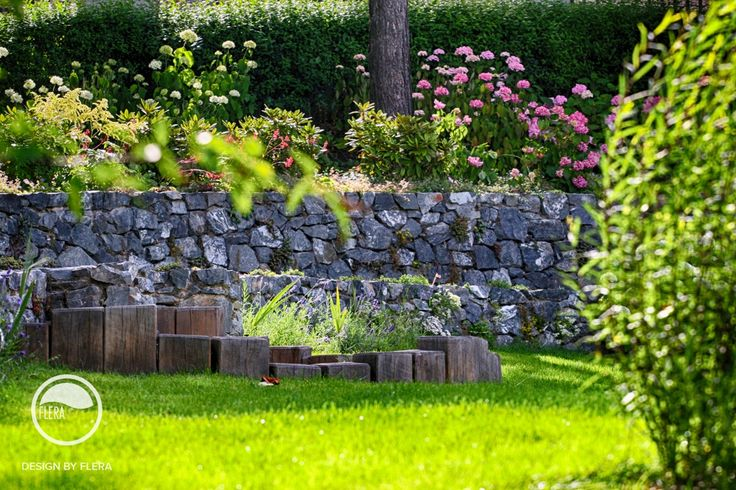 #landcape #architecture #garden #rockery #sandpit