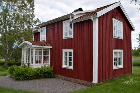 Bekijk deze fantastische advertentie op Airbnb: Källäng, knus en oud huis in Zweden in Björköby
