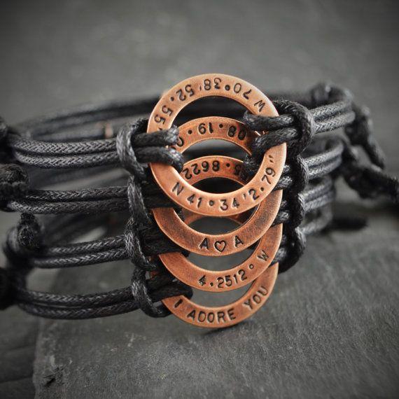 Anniversary gifts for boyfriend bracelet for boyfriend