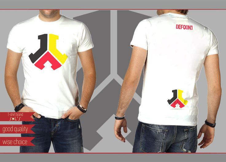 HARDCORE HARDSTYLE FESTIVALS T-shirt White Size: S - XXL (DF339) #SOLS…